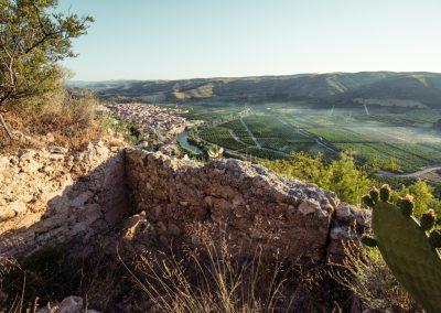 Algibe en el castillo de Sumacàrcer