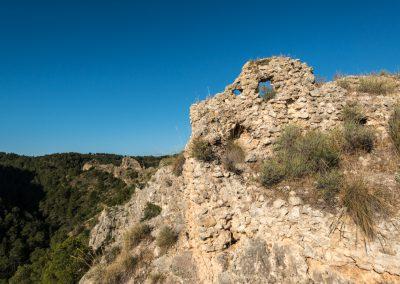 Castillo del S. XV, Sumacàrcer