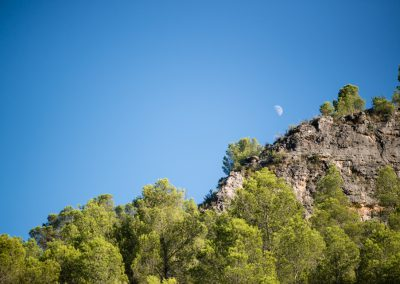 Luna sobre la senda de la Costa SL CV 17